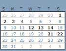 Click calendar to check for your desired dates.